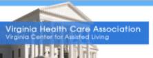 Virginia Health Care Association logo