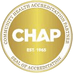 CHAP Accreditation logo