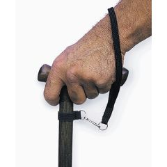 Invacare Walking Cane Wrist Strap Accessory-Black