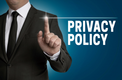 privacy policy concept
